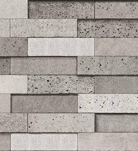 giấy dán tường giả đá 85017-3