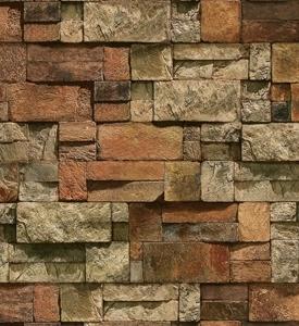 giấy dán tường giả đá 85020-2