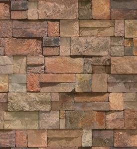 giấy dán tường giả đá 85021-1