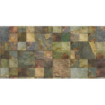 giấy dán tường giả đá 87001-3