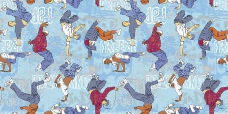 giấy dán tường trẻ em 54112-1