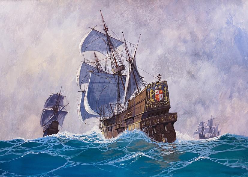 tranh dán tường cảnh biển 176