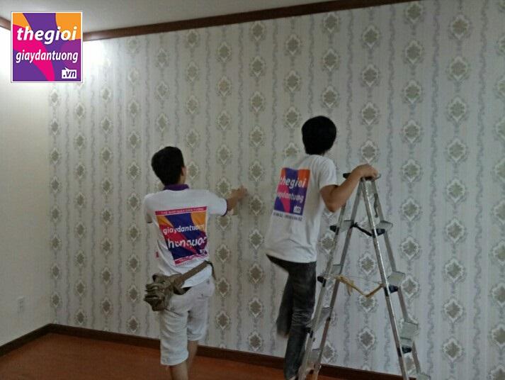 Giấy dán tường Đài Loan