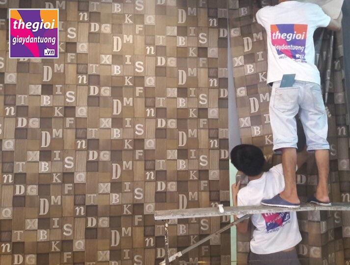 Giấy dán tường nghệ thuật