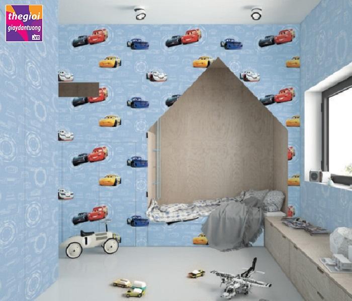 giấy dán tường trẻ em D5115-1 D5116-1
